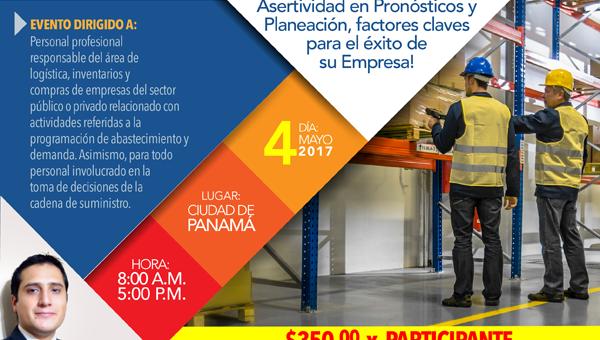 TALLER INTERNACIONAL 2017: PROYECCIÓN DE LA DEMANDA Y CONTROL DE STOCKS