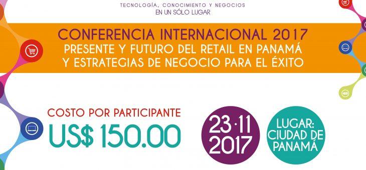 RETAIL DAY PANAMÁ 2017. 23 DE NOVIEMBRE DE 2017