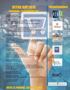 Programa Retail Day 2015