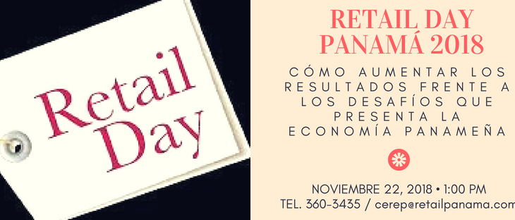 RETAIL DAY PANAMÁ 2018