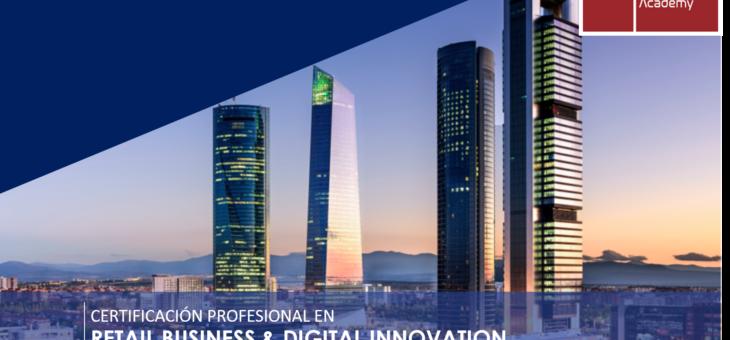 CERTIFICACIÓN RETAIL BUSINESS & DIGITAL INNOVATION 2019